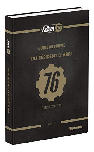 Guide de Jeu Fallout 76 - Edition Collector - Version Française