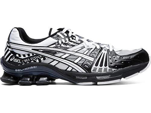 ASICS Men's Gel-Kinsei OG Shoes, 13M, White/White