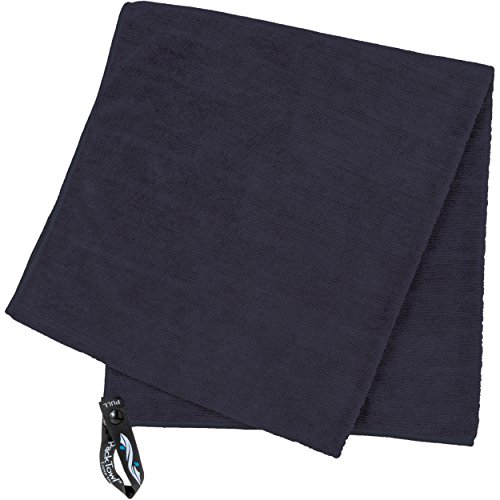 PackTowl Luxe Quick Dry Microfiber Towel for Beach and Travel, Deep Sea, Body - 25 x 54 Inch