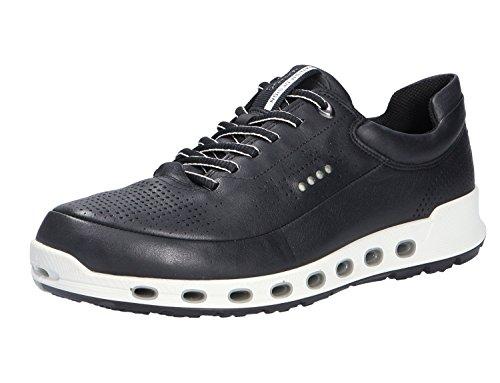 Ecco Herren Cool 2.0 Sneaker, Schwarz (1001black), 45 EU