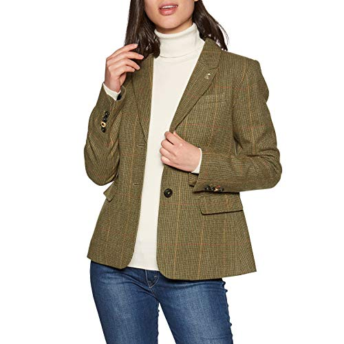 joules Wiscombe Tweed Blazer 40 Mr Toad