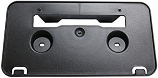 Crash Parts Plus FO1068145 Front Direct Fit License Plate Bracket for 2013-2016 Ford Fusion