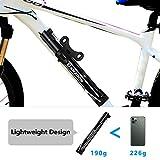 Zoom IMG-1 amzoon pompa bici bicicletta portatile
