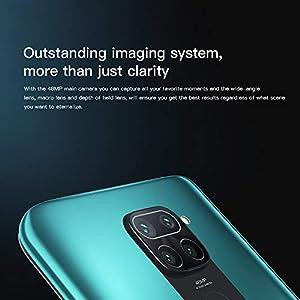 "Xiaomi Redmi Note 9 Smartphone,3Gb Ram 64Gb Rom Mobilephone,6.53""Dotdisplay Mtk Helio G85 Procesador 48Mp + 8Mp + 2Mp + 2Mp Ai Quad Camera Hotshot Versión Global Sin Nfc(Verde)"