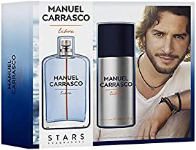 Manuel Carrasco Libre Col.Vapo.100+Deo.150 (Est) S-8 50 g