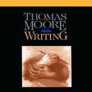 Thomas Moore on Writing cover art