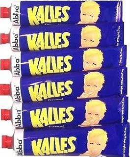Kalles Kaviar cod roe 6-pack