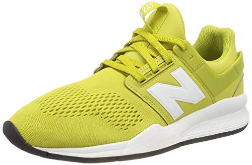 new balance 373 hombres amarilla