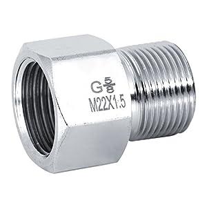 Konverter-Anschluss-Zylinder-Adapter-fr-CO2-Regler-im-Aquarium-Ausrstung-fr-Fischbehlter-in-4-Gren-erhltlich