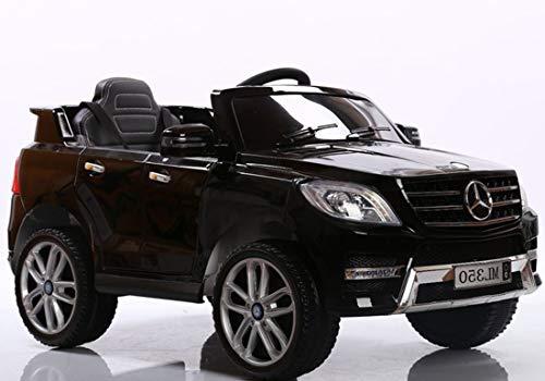 fit4form Kinder Elektroauto Mercedes Benz ML 350 12V Kinderfahrzeug Kinderauto elektrisch SUV