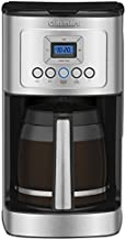 Cuisinart DCC-3200P1 Perfectemp Coffee Maker, 14 Cup Progammable with Glass Carafe, Stainless Steel