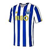 New Balance FC Porto Home SS Jersey Camiseta Réplica Home Fcp para Hombre, Hombre, Azul, S