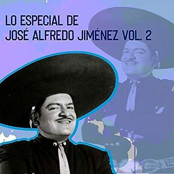 Lo Especial de José Alfredo Jiménez, Vol. 2