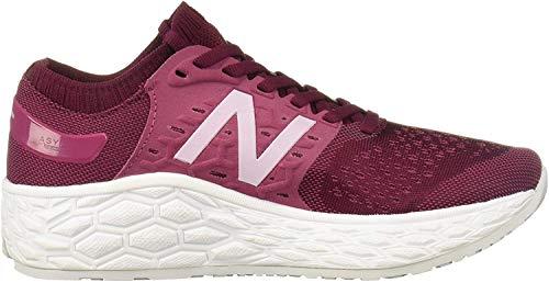New Balance Women's Fresh Foam Vongo V4 Running Shoe, Sedona/Dragon Fruit/Oxygen Pink, 9.5 M US