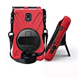 JZ 360 Degrees Kickstand Case Cover Compatible with Samsung