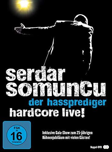 : Serdar Somuncu - Der Hassprediger: Hardcore Live! [2 DVDs] (DVD)