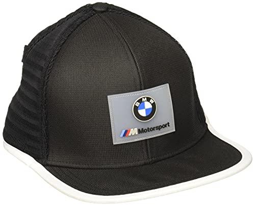 PUMA BMW M MTSP FB Cap, Puma Black, Adult