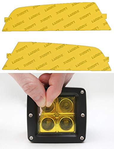 yellow fog light covers - 9