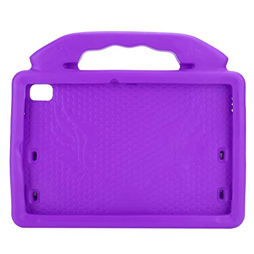 frenma Protective Case For Samsung Galaxy Tab, Eva Tablet Protective Case, Tablet Accessories for Home(purple)
