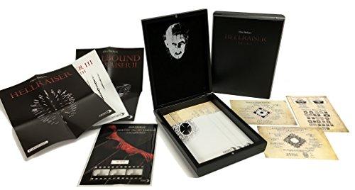 Hellraiser 1-3 Trilogy Lack Box OHNE Mediabook, Upgrade Kit für die Teile 1-3