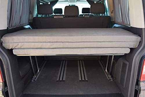 STee FRee Mattress Topper Competable with VW T5/T6 California beach Multivan Caravelle