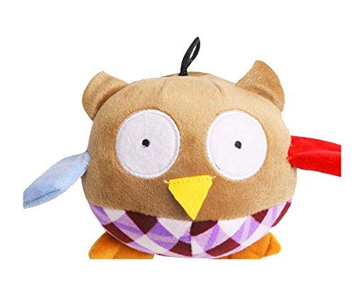 Chats ou les chiens Pet jouets à mâcher molaires Sound Products, hibou