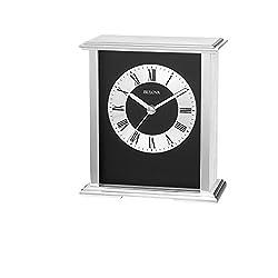 Bulova Baron Mantel/Tabletop Clock