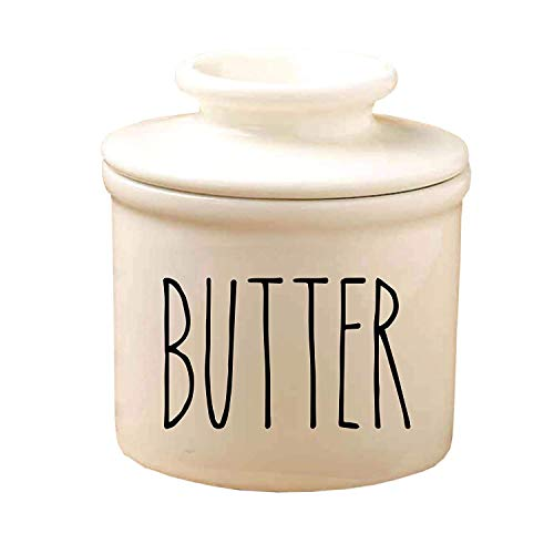 French Butter Keeper - Rae Dunn Kitchen Decor