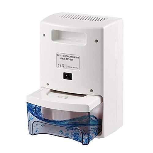 Bai Su 22,5 W Mini Luftentfeuchter für zu Hause 600ml Luftentfeuchter Kleiderschrank Lufttrockner Wäschetrockner Feuchtigkeitsabsorber (Color : A)