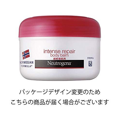 Neutrogena(ニュートロジーナ)ノルウェーフォーミュラインテンスリペアボディバーム超乾燥肌用微香性単品200ml