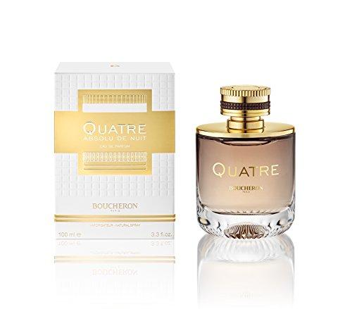 Boucheron Eau de Parfum 'Quatre Absolu de Nuit' - 100 ml