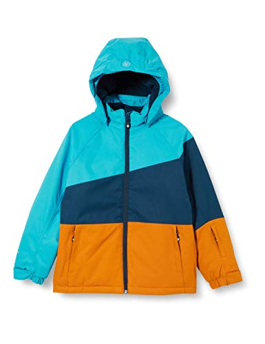 Color Kids Jungen Ski Jacket Schneeanzug, Honey Ginger, 116