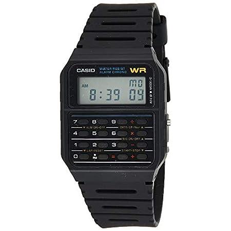 Casio watches Casio Men's Vintage CA53W-1 Calculator Watch