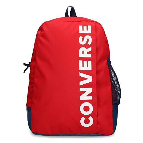 Converse Unisex Speed 2 Backpack Tagesrucksack, Rot (Rednavbla), 1.4l