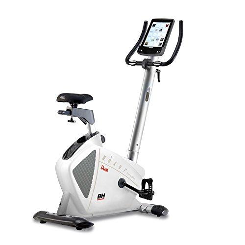 Bh Fitness - Bicicleta esttica i.nexor dual + dual kit