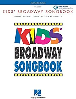 By Author Kids' Broadway Songbook (Book/CD) (Vocal Collection) (Pap/Com)