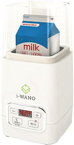 ユニバーサル物産『i-WANO ヨーグルトメーカー』