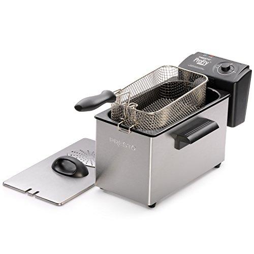 Presto Stainless Steel ProFry Deep Fryer