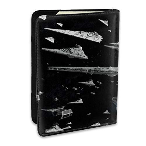 Star Trek Portefeuille de voyage en cuir PU avec blocage RFID pour passeport