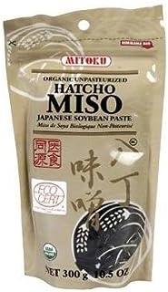 Hatcho Miso Bio no pasteurizado Mitoku, 300 g