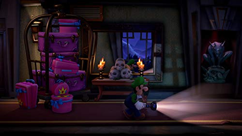41sWcCvd0SL - Luigi's Mansion 3 - Nintendo Switch