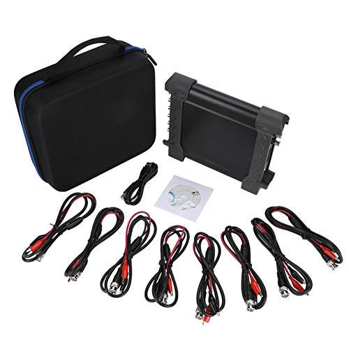 Kit virtual Mini osciloscopio WiFi de mano digital PC USB para electrónica Depuración de equipos de bricolaje