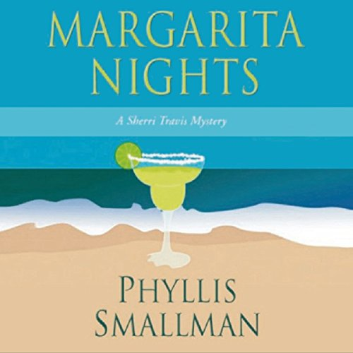 Margarita Nights audiobook cover art