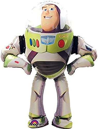 sorteos de estadio Mayflower Distributing Buzz Lightyear Airwalker Airwalker Airwalker Foil Balloon Party Accessory by Mayflower Distributing  ofrecemos varias marcas famosas
