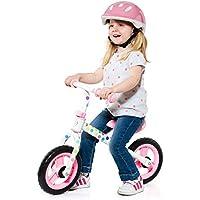 Bicicleta sin Pedales Infantil Minibike Rosa - sin Casco