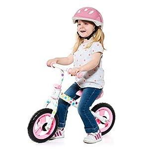 Moltó Bicicleta sin Pedales Infantil Minibike Rosa - sin Casco