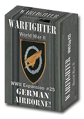 DVG: Warfighter WW2 – Expansion #25 German Airborne