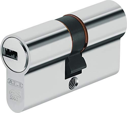 ABUS Türzylinder XP20S Profilzylinder inklusive Sicherungskarte und 3 Schlüsseln 76645 (1, 30/35)