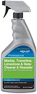 CUSTOM BLDG PRODUCTS AMMCRQT Quart Marble Slate Cleaner - 32 Fl 0z