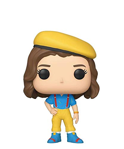 Popsplanet Funko Pop! Television – Stranger Things – Eleven (Yellow) Exclusive to Special Edition #854